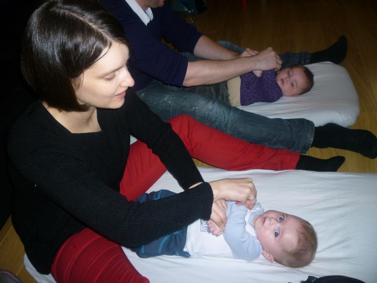 petite séance de yoga